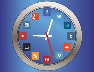 De beste tijdstippen om op sociale media te posten
