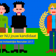 Nomineer NU jouw kandidaat / Nominate your candidate NOW #MIR2017