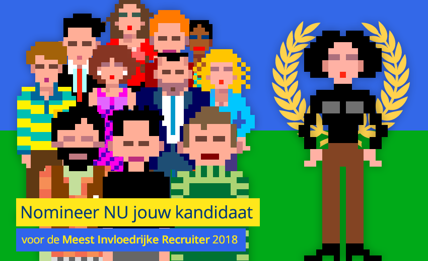 Nomineer NU jouw kandidaat / Nominate your candidate NOW #MIR2018
